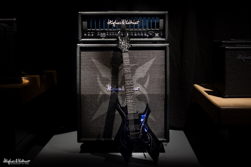 If you've got a rig like this one, chances are gain is going to be high on your agenda. But go easy with it if you can, and you'll be surprised at how much more defined your low-end riffing could become!