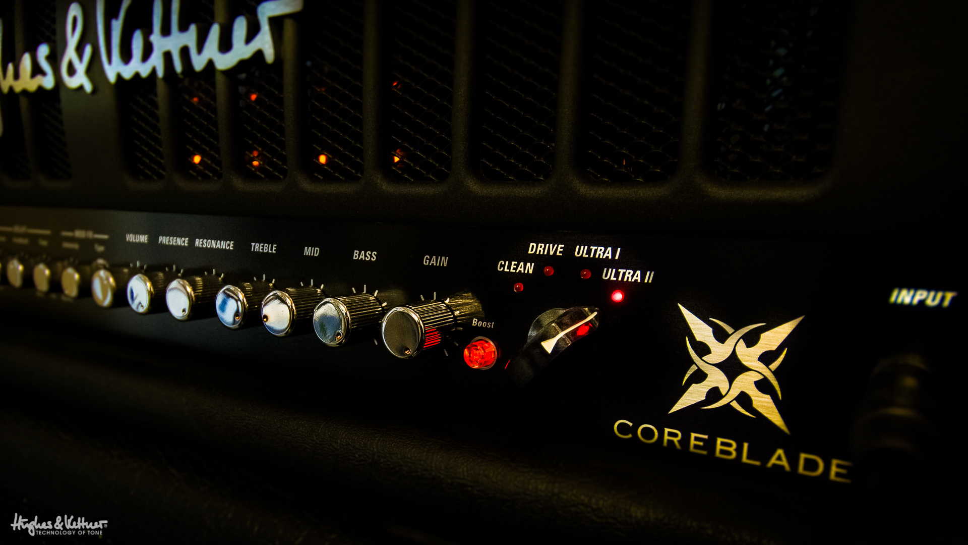 Ac Dc And The No Gain Pain Secret For Great Guitar Tone Hughes Wiring Blog Diagrams Tips Active Big Amp All Way Up Boost Engaged Dirtiest Channel Selected