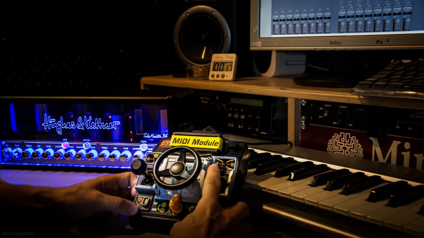 Whatever your MIDI controller looks like, it can be an indispensable tool in your music making processes.