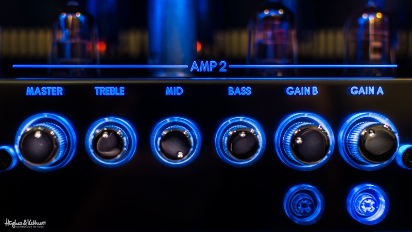 Careful and considered use of your amp's EQ settings can make the difference between great, good, average and awful guitar tones, so spend as much time as you need to tailor your settings to the ultimate sound you want to achieve.