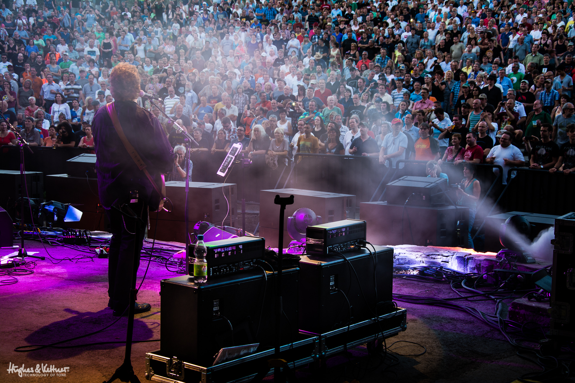 Why Guitar Amp Placement On Stage Is So Important