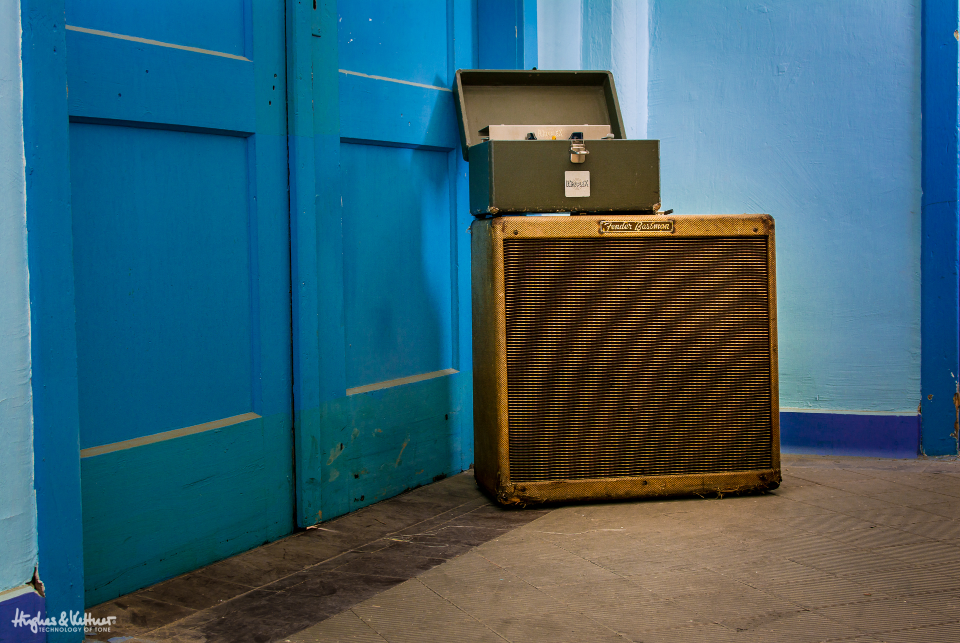 Why vintage amps don\'t always sound better than new ones - Hughes ...
