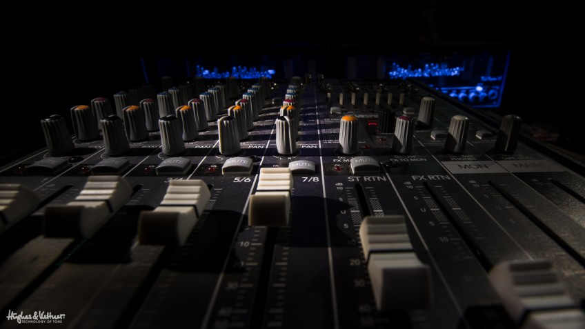 We've come a long way since the swinging 60s. A mixing console like this would've been totally unheard of back then - in fact, ground-breaking bands like The Beatles had to push to popularize inventions like 8-track recorders just to help the industry keep up with their creaative inspiration...