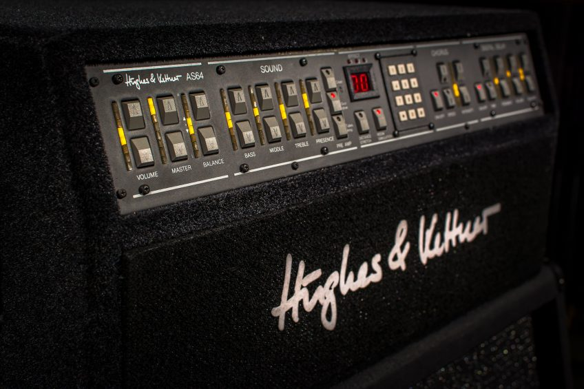 Another blast from the Hughes & Kettner past: the AS 64.