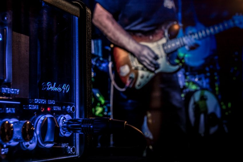 One decent tube amp and a solid axe is all you really need to unleash those stadium-filling rock tones on the unsuspecting audience of your choice. The rest is in your fingers...