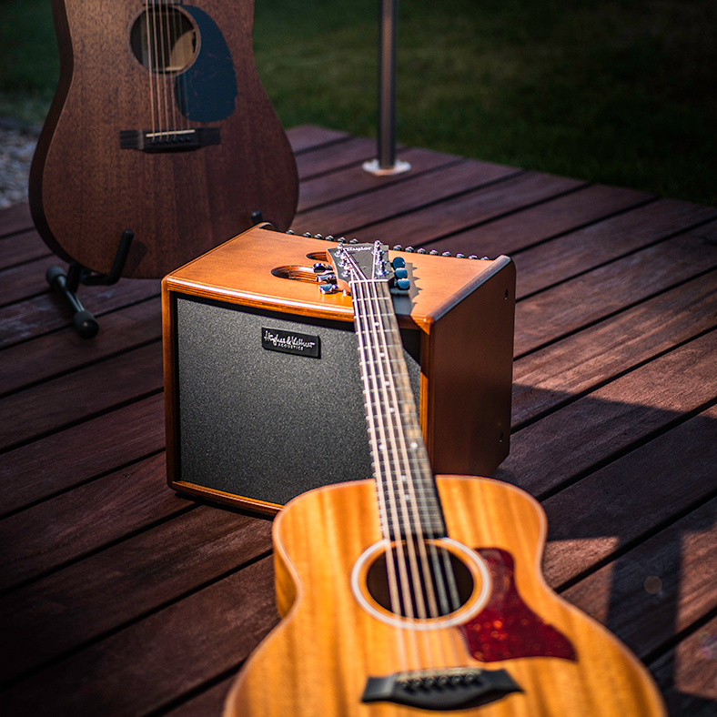 the search for the ultimate acoustic guitar amplifier interview with designer michael eisenmann. Black Bedroom Furniture Sets. Home Design Ideas