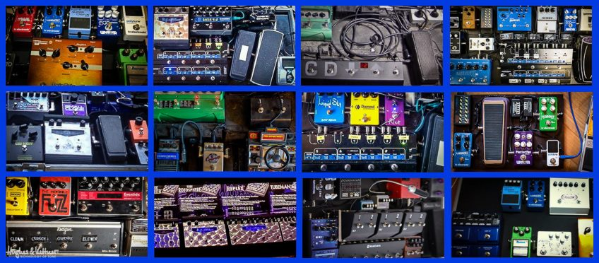 You're the boss! Guitar tone is totally and utterly personal, and so is the way you set up your beloved pedal collection. There are definitely things you can do to, say, minimize unwanted noise from certain pedals by the way you plug them in and/or order them, but you're the boss. So get stomping, and have it your way!
