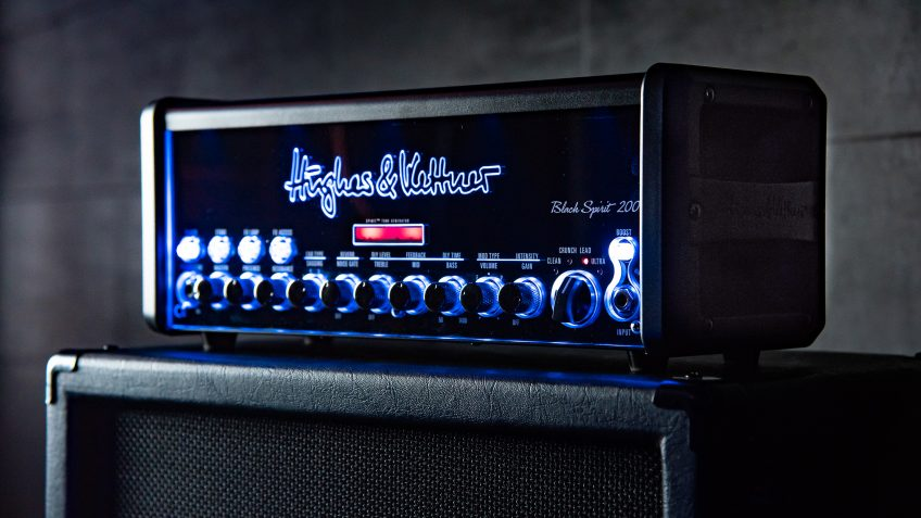 Black Spirit 200 is the first amp to feature the Spirit technology and the Spirit Tone Generator.
