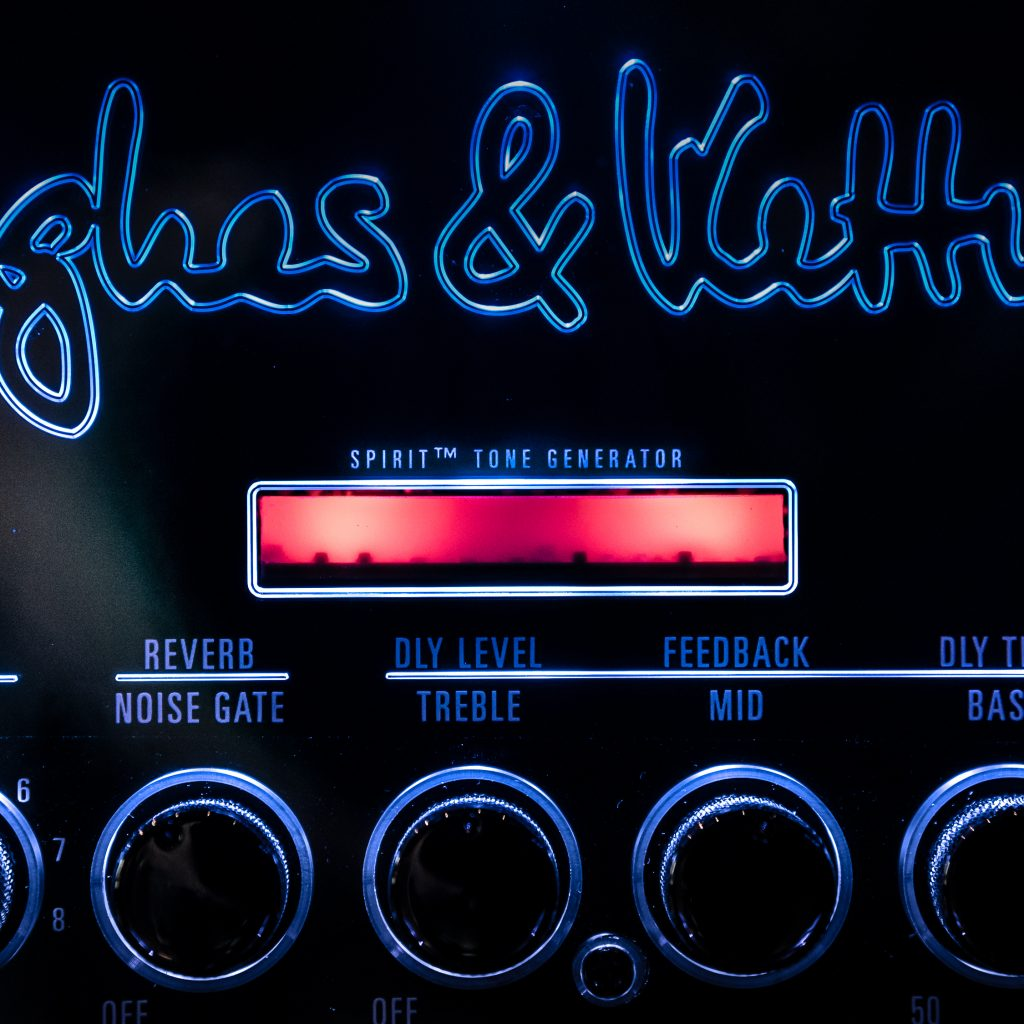 Secrets of the Hughes & Kettner Spirit Tone Generator: an