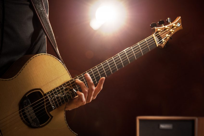 Acoustic guitar pickup technology these days is as good - and affordable - as it's ever been!