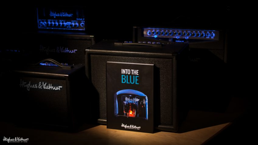 Into The Blue is the official written history of Hughes & Kettner, written by one of Blog Of Tone's very own contributors!